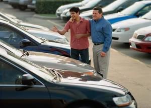 Продаем свой старый автомобиль