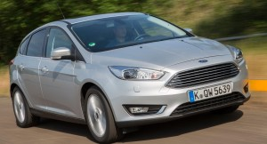 Расход бензина Ford Focus от DriverNotes