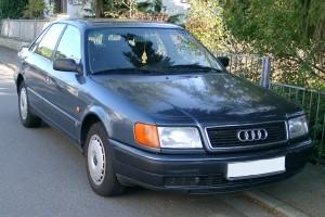 Расход топлива Audi 100 от DriverNotes