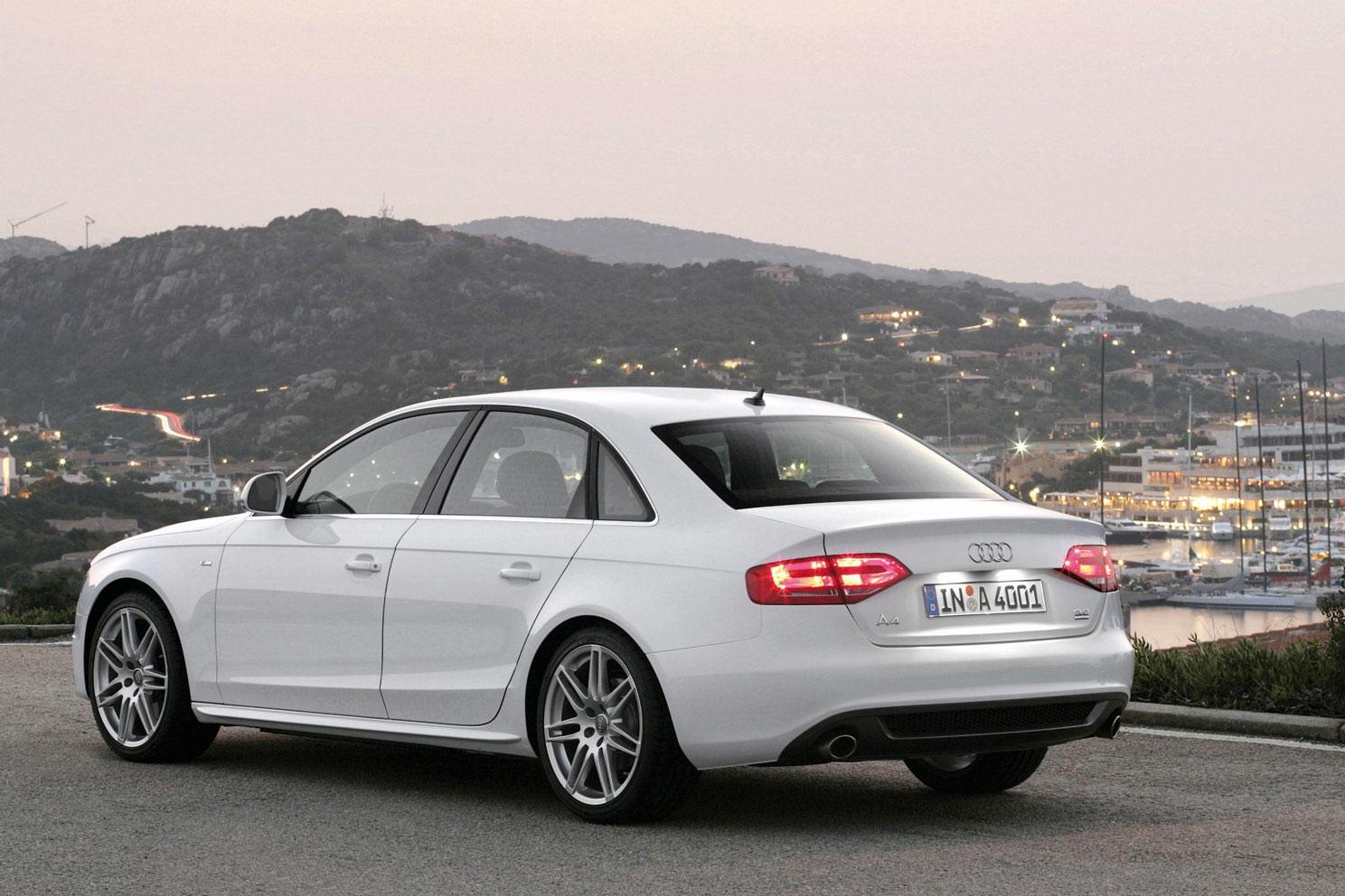 Audi A4 фото