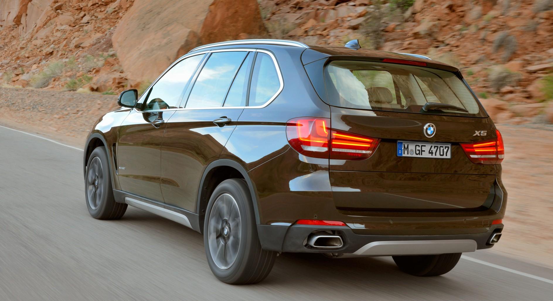 BMW X5 расход бензина