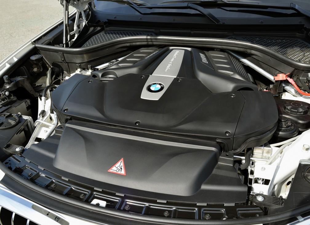 BMW X5 расход топлива