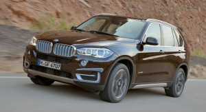 Расход бензина BMW X5 от DriverNotes