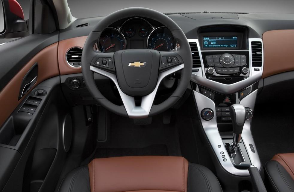 Chevrolet Cruze расход бензина