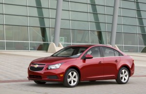 Chevrolet Cruze расход бензина от DriverNotes