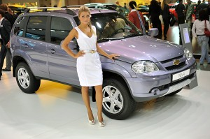 Chevrolet Niva расход топлива