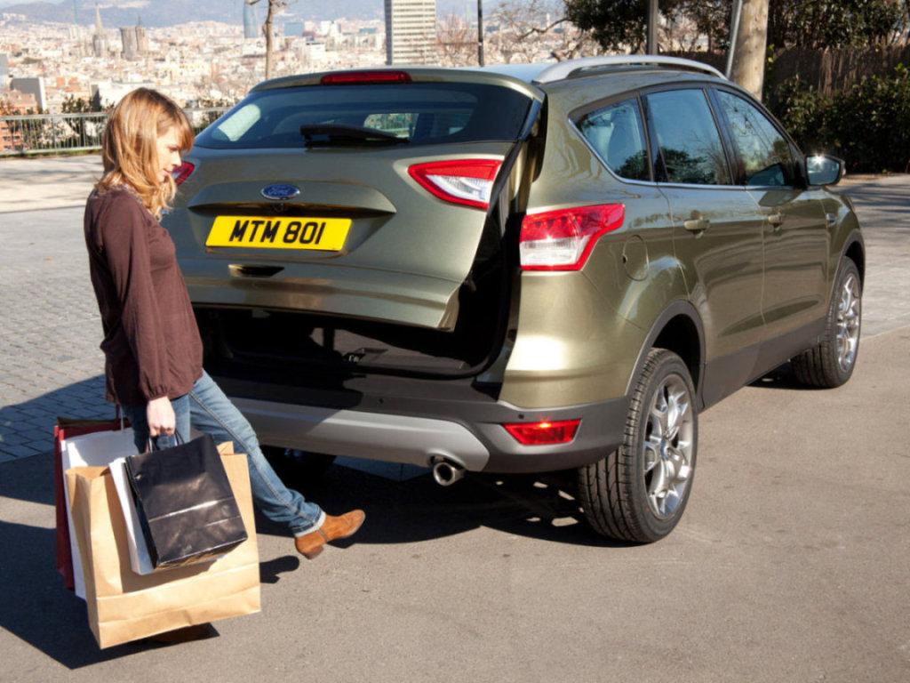 Ford Kuga расход бензина от DriverNotes