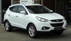 Hyundai IX35 расход бензина от DriverNotes