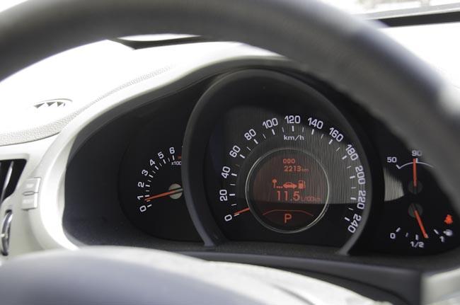 Расход бензина KIA Sportage от DriverNotes