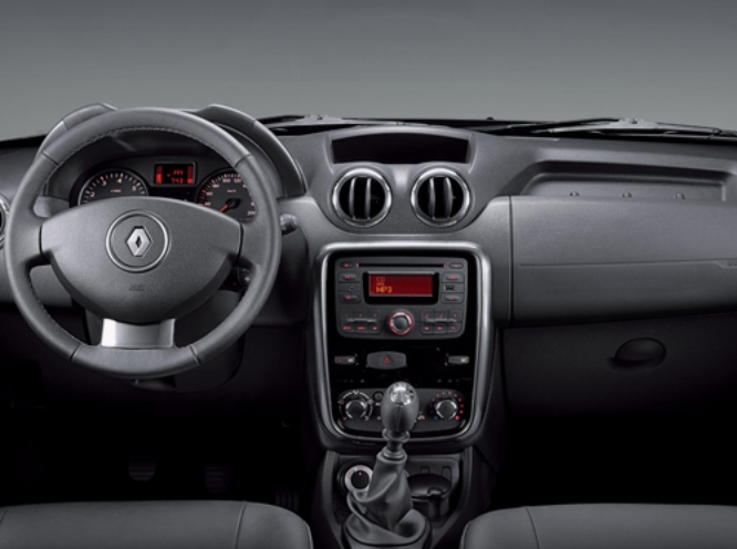 Фото Renault Duster интерьер