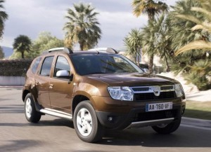 Расход бензина Renault Duster от DriverNote