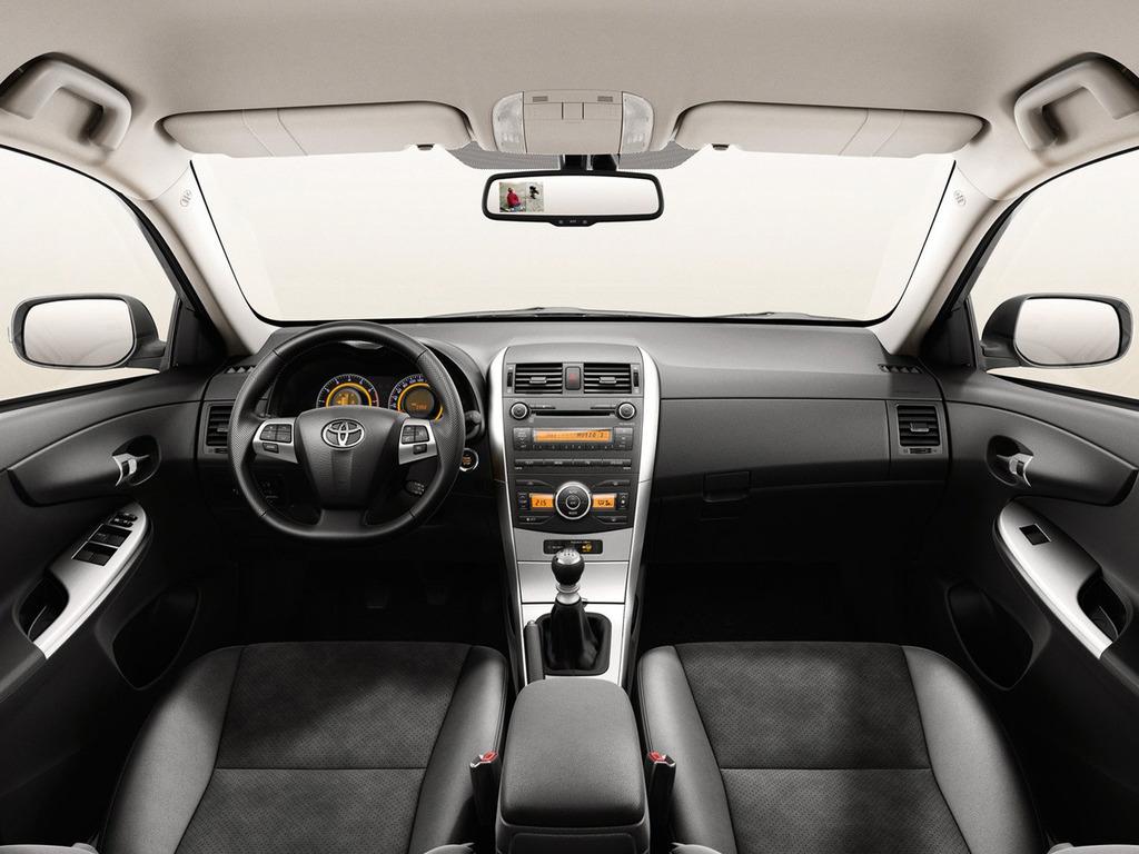 Расход бензина Toyota Corolla от DriverNotes