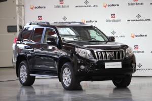 Расход топлива Toyota Land Cruiser Prado от DriverNotes