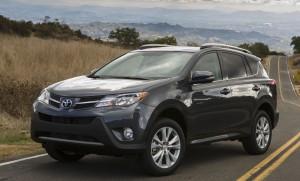 Расход бензина Toyota Rav 4 от DriverNotes