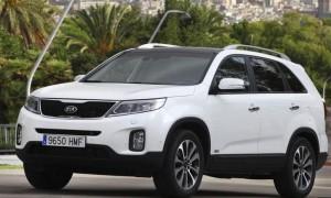 KIA Sorento расход бензина от DriverNotes