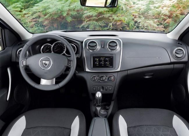 Renault Sandero Stepway фото интерьер