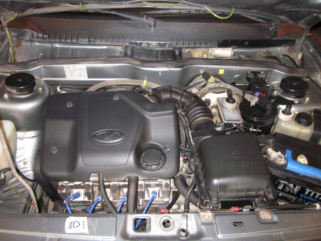 Фото №13 - диагностика двигателя ВАЗ 2110 инжектор своими руками