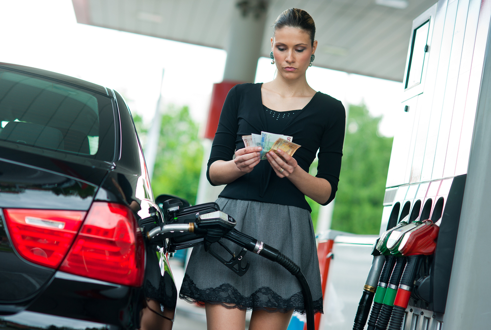Как экономить бензин на механике, на автомате