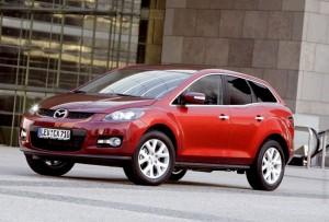 Расход бензина Mazda CX 7 от DriverNotes