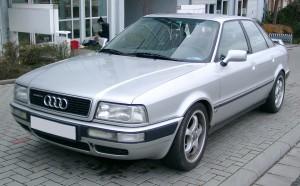 Расход бензина Audi 80 от DriverNotes