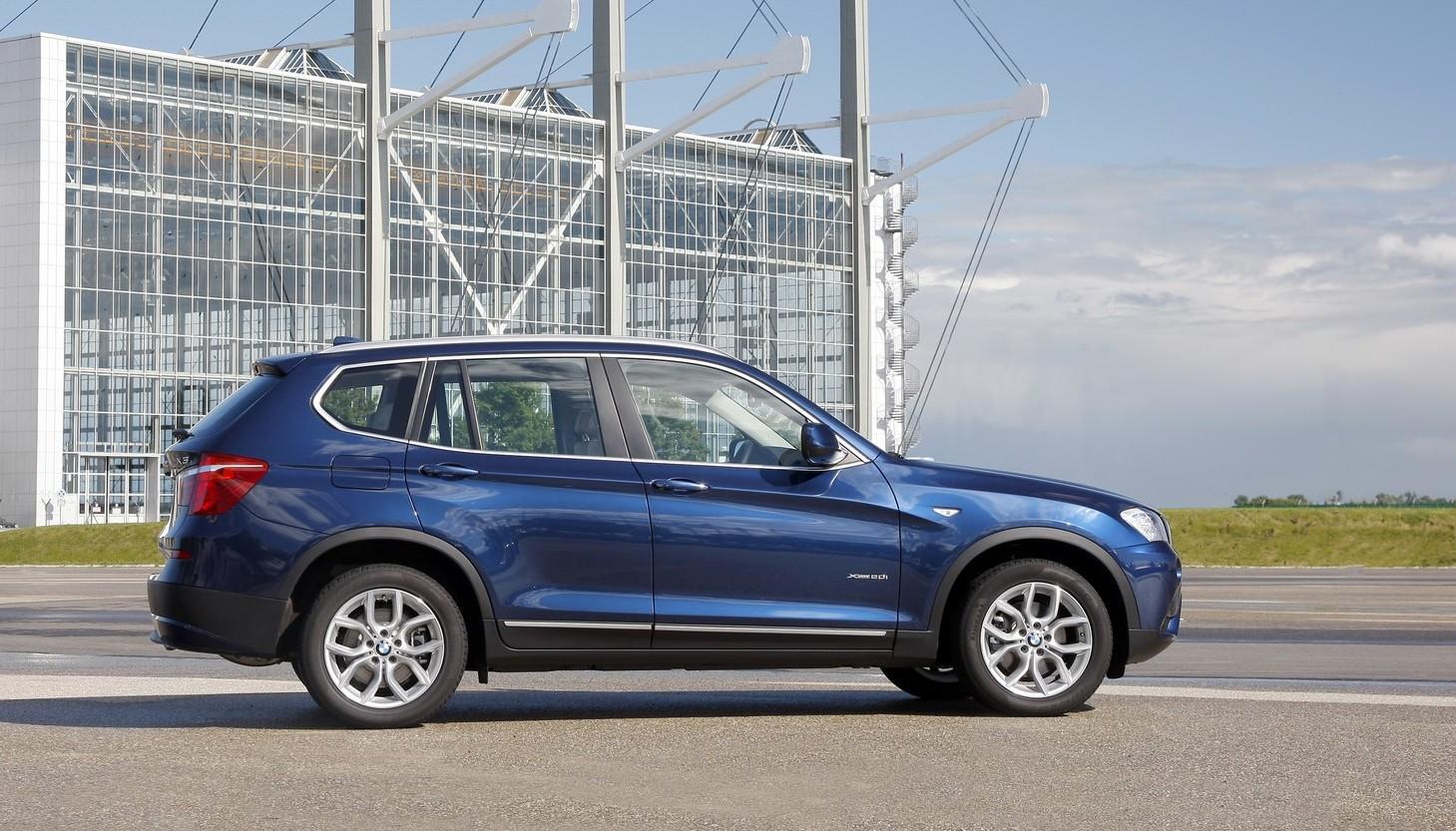 Расход бензина BMW X3 от  DriverNotes