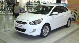 Расход бензина Hyundai Solaris от DriverNotes