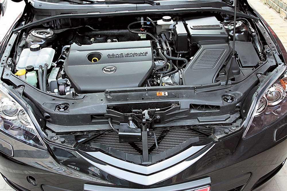 Расход бензина Mazda 3 от DriverNotes