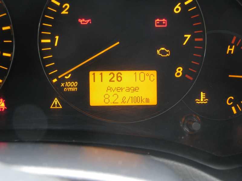 Расход бензина Тойота Авенсис