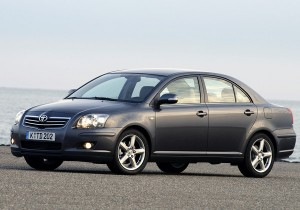 Toyota Avensis расход бензина от DriverNotes
