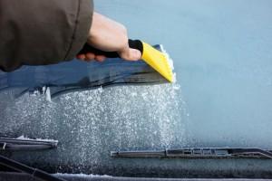 Зимняя жидкость для омывателя стекла