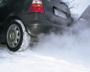 Прогрев двигателя автомобиля зимой